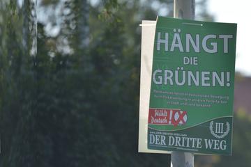 """Hängt die Plakate ab: Der """"Dritte Weg"""" muss seine Wahlwerbung entfernen"""
