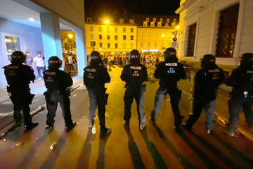 """Erschreckende Gewaltbereitschaft in Augsburg: """"Lockdown keine Entschuldigung"""""""
