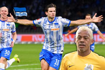 Schon besser als Marcelinho? Er ist der neue Spielmacher von Hertha BSC!