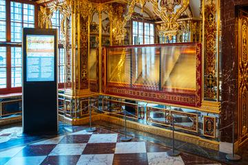 Dresden: Juwelendiebstahl Grünes Gewölbe: Landgericht hebt Haftbefehl auf!
