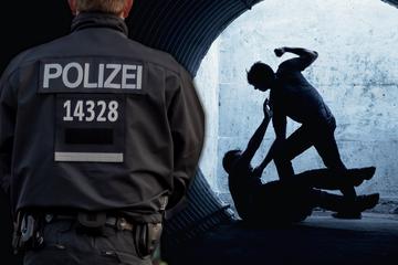 Polizei soll Kneipen-Schlägerei beenden: Plötzlich geht es um Leben und Tod
