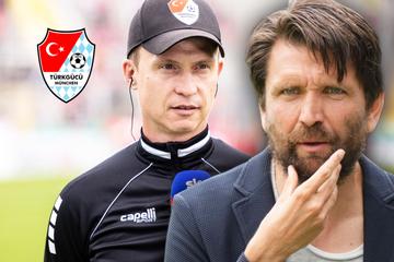 Paukenschlag bei Türkgücü: Ruman nicht mehr Coach! Hyballa steht als Nachfolger fest