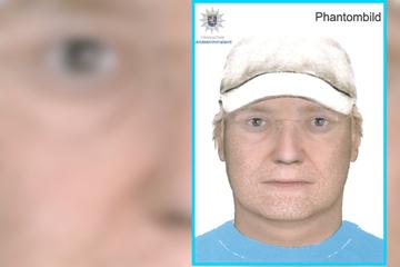 Versuchte Vergewaltigung in Südhessen: Wer kennt diesen Mann?
