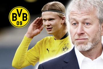 BVB-Hammer um Haaland? Chelsea-Milliardär Abramowitsch gibt die 175 Millionen frei!