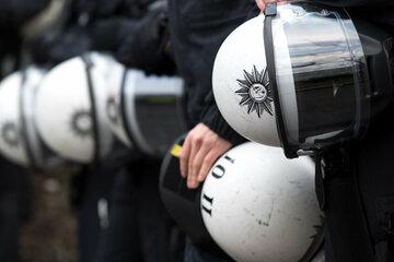 Böller gegen Schlagstöcke: Ausschreitungen bei linker Demo in Nürnberg