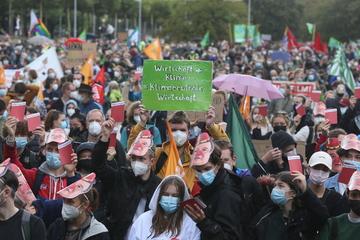 Fridays for Future: Tausende bei Klimaschutz-Demos in NRW erwartet