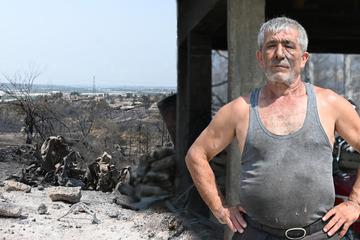 """Das Leid der Menschen: """"Wir haben nur noch unser Leben"""" - Feuer und Zerstörung auch in der Türkei"""