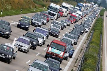 Zum Ferienbeginn: Auf diesen Autobahnen könntet Ihr im Stau stehen