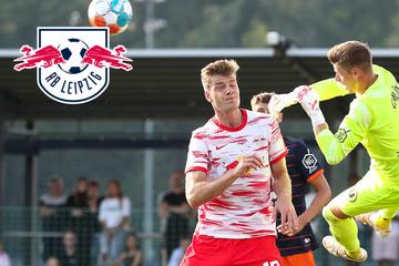 Kapitaler Abwehrbock! RB Leipzig verliert zweiten Test - in ungewöhnlicher Spiellänge
