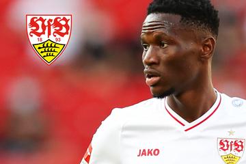 Nächste VfB-Hiobsbotschaft! Youngster Momo Cisse fällt aus
