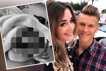 Ex-HSV-Kicker mit süßen Nachrichten! Matthias Ostrzolek ist Vater!