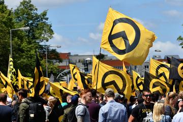 """""""Identitäre Bewegung"""" in NRW bald verboten? CDU und FDP stellen klare Forderung"""