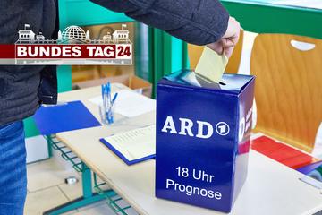 Bundestagswahl: So entstehen Prognose und Hochrechnungen ab 18 Uhr