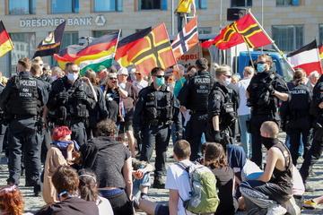 Dresden: Pegida feiert Geburtstag: Das kommt heute auf Dresden zu