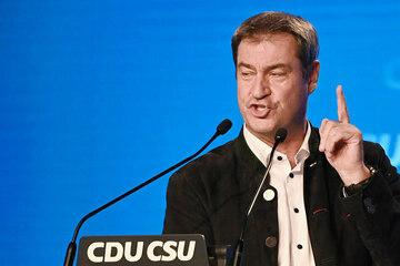 Nach Streichung aus JU-Erklärung: Söder verpasst Junger Union einen Korb