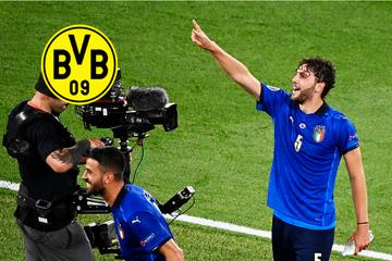 BVB an EM-Torjäger dran! Schnappt sich Dortmund einen italienischen Doppelpacker?