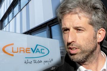 Impfstoff weniger wirksam: Nun stellt sich Boris Palmer vor Curevac!