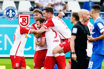 Darmstadts Rumpfteam patzt zum Saisonstart! Heimniederlage gegen Regensburg