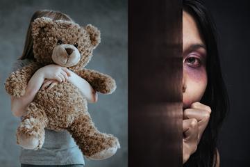 Missbrauch: Häusliche Dramen haben eine hohe Dunkelziffer