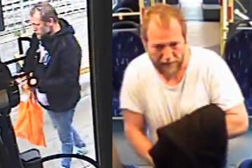 Nach Brandanschlag auf Ulmer Synagoge: Wer hat diesen Mann gesehen?