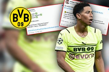 BVB-Sieg gegen Besiktas wird zur Nebensache: Trikot sorgt für irren Fan-Shitstorm!