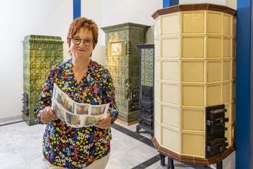 Chemnitz: Gästeführerin entdeckt geheimes Ofenmuseum in Chemnitz