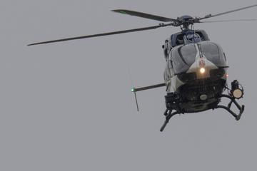 Spaziergänger (72) verläuft sich in Dämmerung: Als sein Handy-Akku leer ist, setzt Polizei Hubschrauber ein