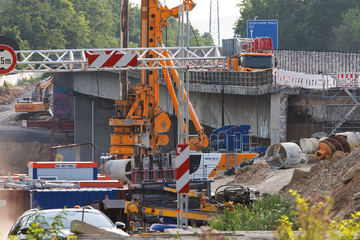 Sorgt marode Autobahnbrücke der A66 für totales Verkehrschaos?