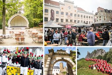 Sieben Tipps für den ersten Sonntag in den Sommerferien in Sachsen