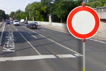 Klingerbrücke drei Wochen dicht! Umleitungen und LVB-Ersatzverkehr