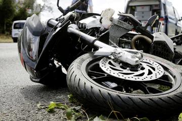 Schwerer Sturz: Für 45-jährigen Motorradfahrer kommt jede Hilfe zu spät