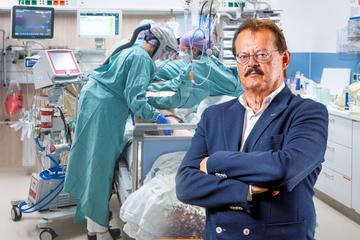"""Der neue Corona-Richtwert? Er ist der Erfinder der """"Betten-Inzidenz"""""""