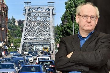 160 Millionen Euro teure Sanierung: Erster Stadtrat fordert Brückenzoll für Blaues Wunder!