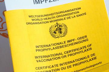 Kaum Sicherheitsmerkmale: Immer mehr gefälschte Impfpässe tauchen in Sachsen auf