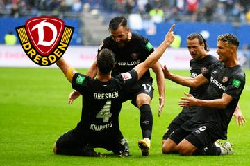 Stark! Dynamo schockt HSV und entführt dank Tim Knipping einen Punkt