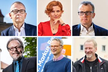 Kurz vor der Wahl: Der Kampf von Sachsens Direktkandidaten um die letzten Stimmen