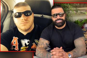 Rocker-Mord: Polizei fahndet öffentlich nach Ramin Y. und Mustafa H.!