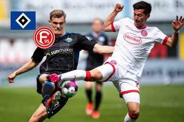 Corona-Fall bei HSV-Gegner Düsseldorf: Fortuna-Profi Appelkamp in Quarantäne