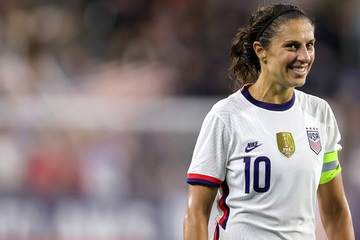 Carli Lloyd kicks off her farewell tour with the USWNT by scoring five goals against Paraguay