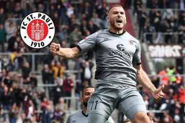Maximilian Dittgen bringt sich mit starker Leistung beim FC St. Pauli in Stellung