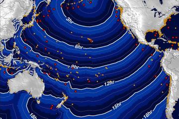 Nach schwerem Erdbeben: Tsunami-Warnung in den USA!