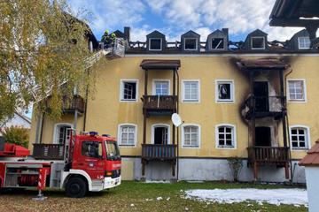 Tödliches Inferno: Drei Frauen und ein Baby sterben beim Brand eines Mehrfamilienhauses