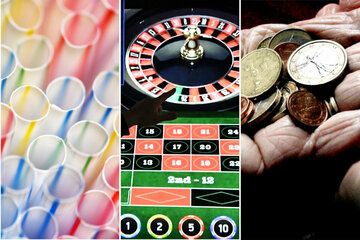 Rente, Glücksspiel, Einwegplastik und Co.: Das ändert sich zum 1. Juli!