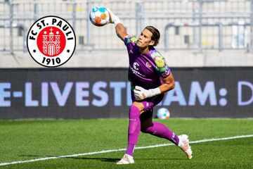 """St. Paulis Pokal-Torwart Smarsch gibt nicht auf: """"Ich will die Eins werden!"""""""