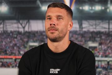 Lukas Podolski trauert um einen ganz besonderen Fan