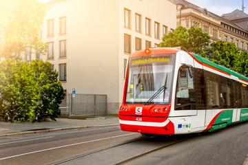 Chemnitz: Zehn Varianten stehen zur Wahl: Chemnitz ringt um Bahnstrecke nach Limbach-Oberfrohna