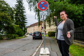Chemnitz: Plötzlich standen überall Schilder: Rathaus überrascht Anwohner mit Baustelle