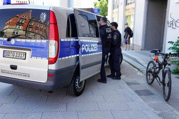 Chemnitz: Razzia in Chemnitz: Mehrere Straftaten bei Polizeikontrolle festgestellt
