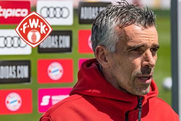 Neuer Coach für die Würzburger Kickers: FC Bayern erteilt Freigabe