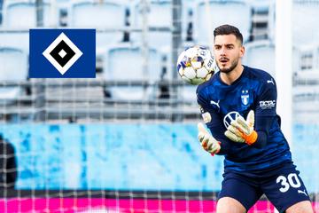 Transfergerücht: Holt sich der HSV neuen Torwart aus Schweden?
